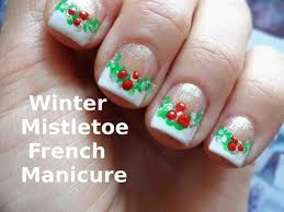 Easy Christmas Toe Nail Designs | cheminee.website
