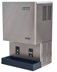 ice maker crushed ice scotsman mdt5n25a 1 ice maker dispenser nugget style 523 lb ice maker ice maker