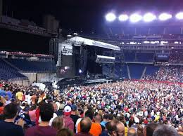 Gillette Stadium Section 111 Concert Seating Rateyourseats Com