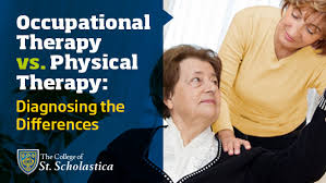 Occupational Therapy Vs. Physical Therapy: Diagnosing The Differences