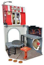 <b>Игровой набор Playmates TOYS</b> TMNT Анчоусная аллея 95031 ...