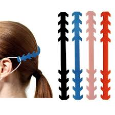 <b>Adjustable Anti-slip Mask</b> Ear Grips High Quality Extension Hook ...