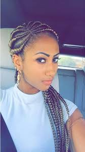 Latest Braids Hairstyle creative natural braided hairstyles for black women latest 6854 by stevesalt.us