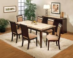 perfect granite top dining table enchanting base idea rectangular set with white fur rug design indium room bangalore round singapore uk in hyderabad