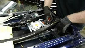 how to remove door frame audi a4 b5 1996 2001 wolf auto parts