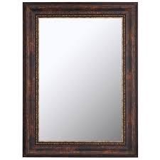 Wall mirrors Modern Wayfair Wall Mirrors Youll Love Wayfair