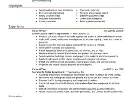 Sample Cover Letter For Police Department Tomyumtumweb Com