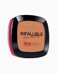 Pro Matte 16hr Powder By Loreal Paris Products Beautymnl