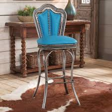 backless metal bar stools. Turquoise Metal Bar Stools Backless Counter Overstock Height D