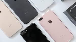 Trên tay iPhone 7 Plus chính hãng tại Việt Nam đủ 5 màu sắc