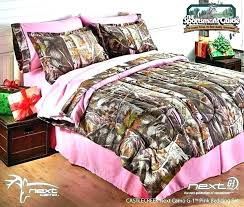 camo comforter set realtree twin