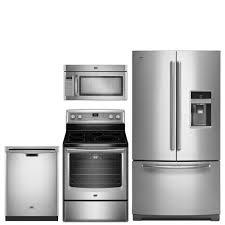 samsung black stainless fridge. Top 42 Bang-up Stainless Steel Appliances Set Black Samsung Appliance Package Kitchenaid Fridge