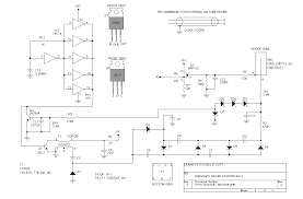bargraph geiger counter ic1 serves to supply a regulated 5 volts from the 9 volt rail for various parts of the circuit ic2 is configured as an