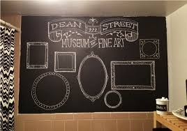 wall art fascinating pictures of chalkboard within chalk board decor plan 17