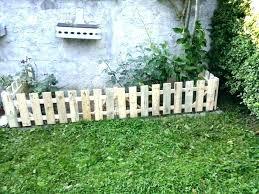 small garden fence low fence ideas small small garden fence colour ideas
