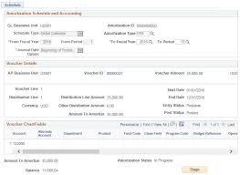 Processing Expense Amortization