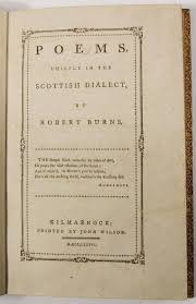 essay comparing two poems holy willie s prayer and the holy  title page of the kilmarnock edition