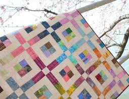 Stained Glass in SIMPLE QUILTS & SEWING (Spring 2013) – Ivory Spring & This modifiled 4-patch quilt design is simple, but made to have a more  sophisticated look with the use of many fabrics! One's eye is drawn to the  different ... Adamdwight.com