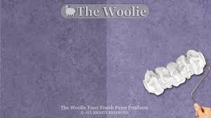 rag roller faux finish painting by the woolie how to paint your walls