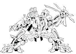 Transformers Coloring Pages Pdf Transformers Coloring Page Pages