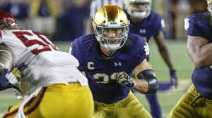 Usc 2018 Depth Chart Notre Dame Depth Chart Usc Week Irish Sports Daily