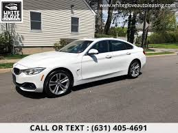 used 2017 bmw 4 series in huntington station new york white glove auto leasing