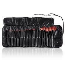 shany super professional 32 piece makeup brush set