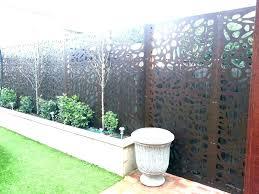 garden privacy screen decorative outdoor screens co