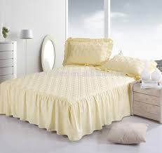 hot factory 5 star hotel bed linen set hotel bed skirting king queen single size hotel bed skirting refine textile
