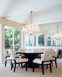 circular dining room chandelier expandable round dining table dining room traditional with