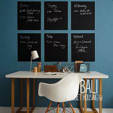 Charming Blackboard Wall In Kitchen Photo Design Inspiration ...