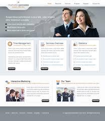 Business Website Templates Stunning Business Clean Website Template 28 Business Website
