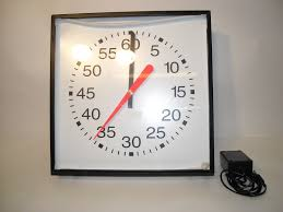 clock large stopwatch type prop hire and deliver giant stopwatch wall clock