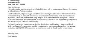 100 Email Cover Letter Templates Jobberman Insider How To