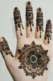 Palm Mehndi Designs Easy Thanks Again Floral Henna Designs Mehndi Designs For