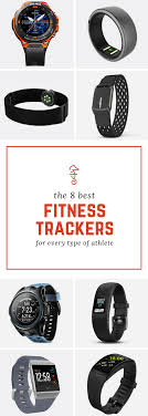 The 8 Best Fitness Trackers For Every Type Of Athlete Bye