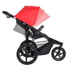 Amazon.com : Baby Trend Stealth Jogger Stroller, Cardinal : Baby