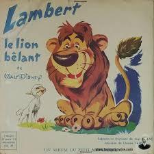 Le Bouquinovore: Livre-disque – Lambert le lion bêlant raconté par Caroline  Cler et Olivier Jeanès