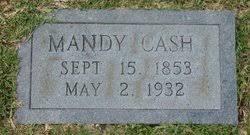 Mandy Adeline Rich Cash (1853-1932) - Find A Grave Memorial