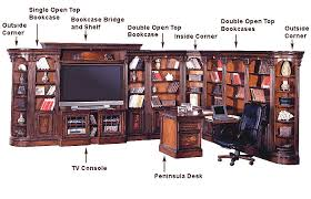 Parker House Huntington Home Office Furniture Ph Hun