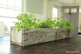 Indoor Kitchen Garden DIY Indoor Herb Garden Ideas And Planters Honey Lime