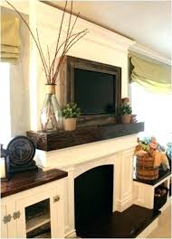 tv over fireplace ideas over the fireplace ideas best above mantle ideas on above fireplace with