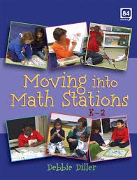 Moving Into Math Stations K 2 Video Stenhouse Publishers