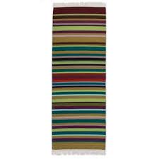 wool rug earth in balance 2x5 wool rug 2x5