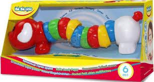 Погремушка 'Гибкий щенок' BeBeLino 57115 купить по цене 107 ...