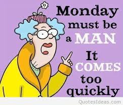 Monday Quotes Funny New Funny Monday Quote Cartoon