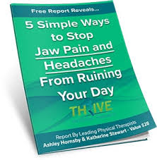 TMJ and Headaches at Thrive Physical Therapy, Lake Charles