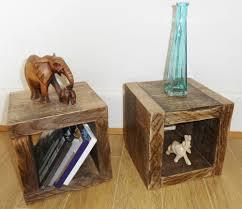 wood cube coffee table writehookstudio