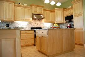 maple kitchen cabinets and wall color. natural color kitchen cabinet maple cabinets wall and
