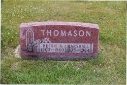Bessie Woodard Thomason (1903-1960) - Find A Grave Memorial